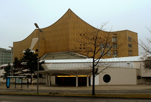 Berliner Philharmonie am Kulturforum